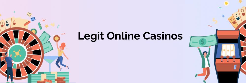 legit casinos