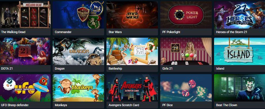 1xSlots Casino Canada Games