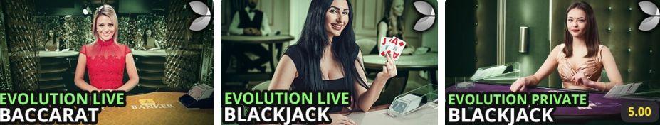 All Jackpots Live Casino