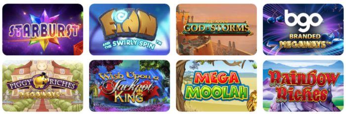 BGO Casino Game