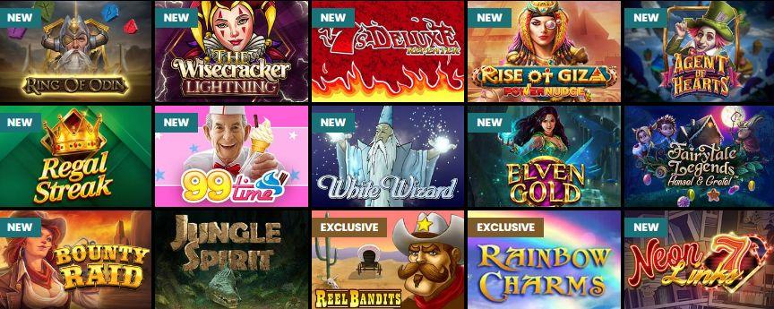 Betiton Casino Games Slots