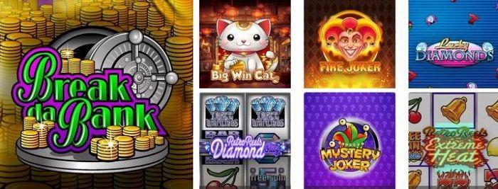 Dunder Casino Game