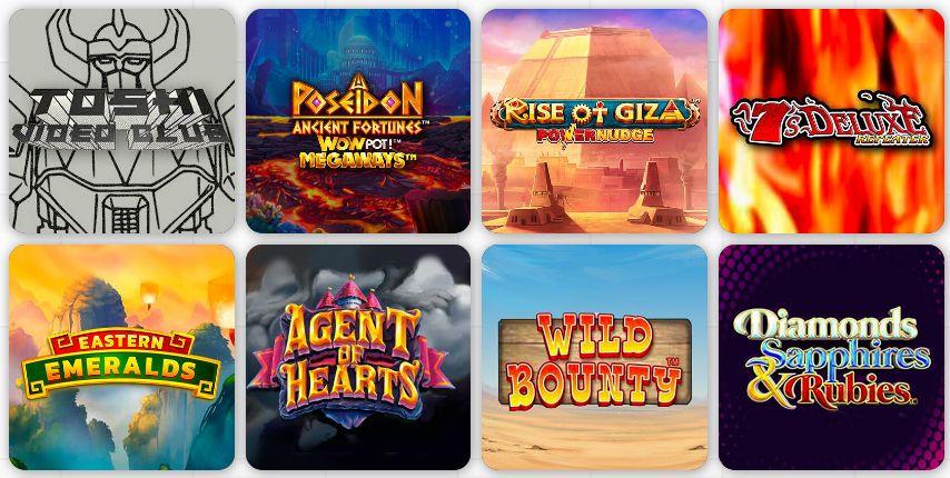 Gate 777 Casino Games
