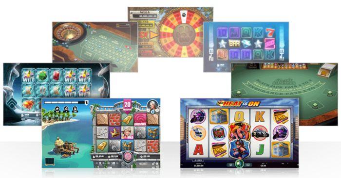 Grand Mondial Casino Canada Games