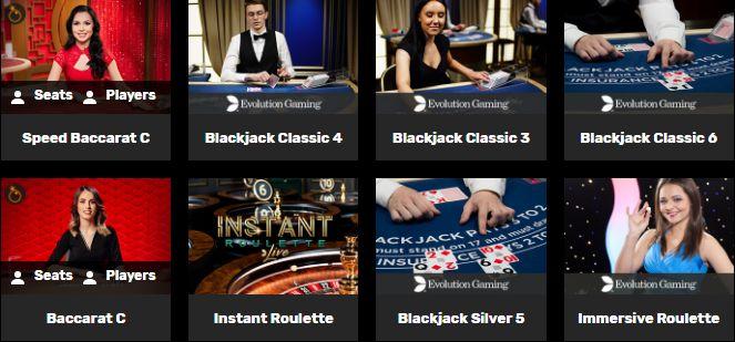 Hyper Live Casino