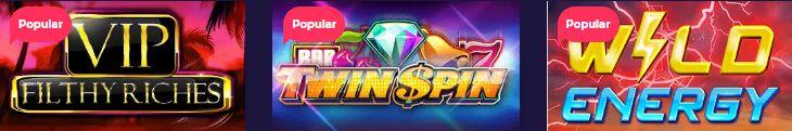 NIghtRush Casino Slot