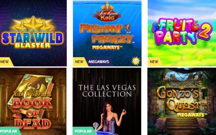 Play OJO Live Casino