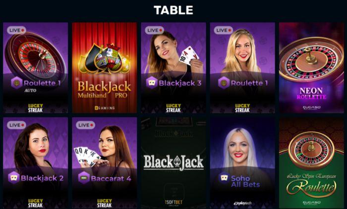 Rocket Casino Game