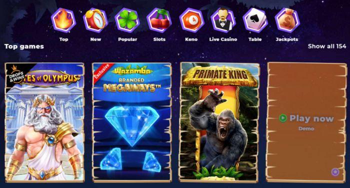Wazamba Games