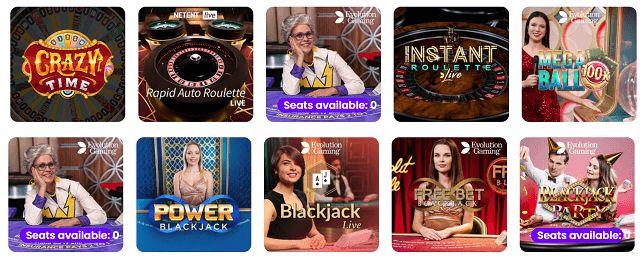 Play On Wildz Casino Mobile