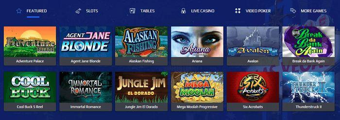 All Slots Casino Canada Games