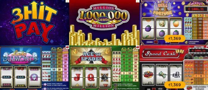 Casino Cruise Canada Games