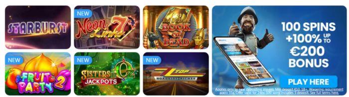 The Mr Play Casino App