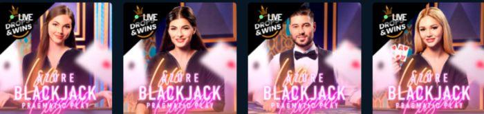 NeonVegas Live Casino