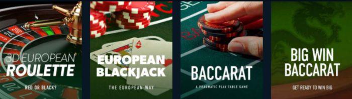 NeonVegas Casino Poker