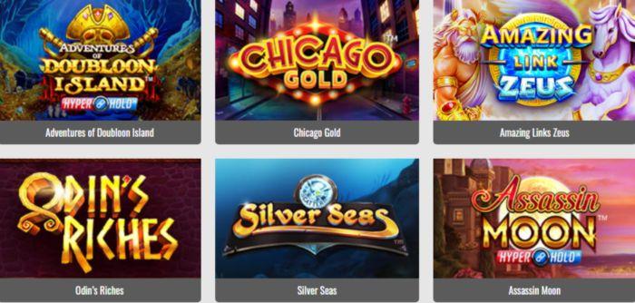Platinum Play Slots Game