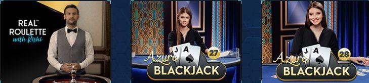 Spintropolis Casino Live Dealer Games