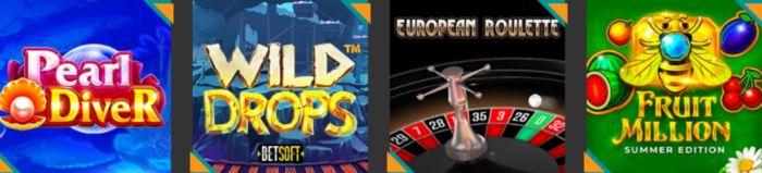 Casino Trending Games