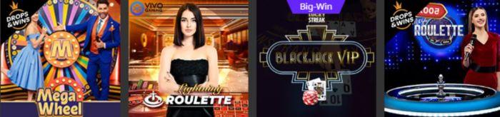 Superlines Live Casino