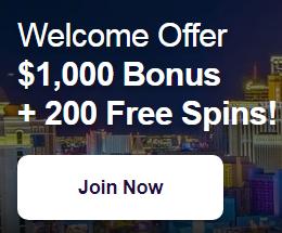 Vegas Kings Casino Welcome Bonus